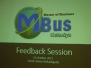 MBus Feedback Session - 21st October 2017 @ Hotel Clarion